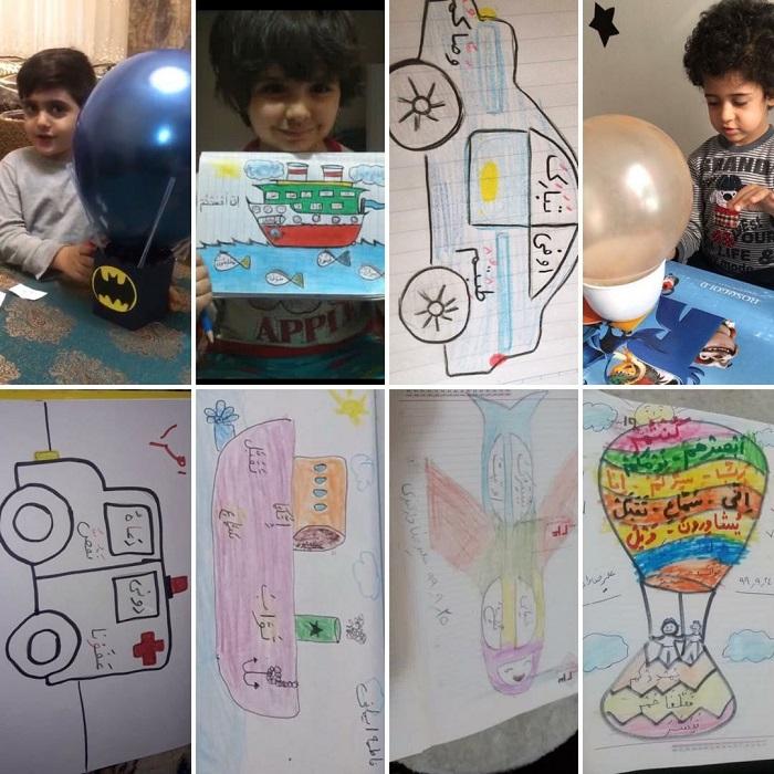 آموزش قرآن با بازی (2)